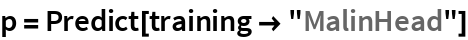 "p = Predict[training -> ""MalinHead""]"