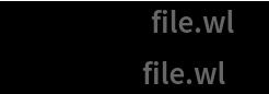 "Put[data, ""file.wl""]; FilePrint[""file.wl""]"