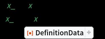 "g[x_] := x^3; f[x_] := g[x^2]; data = ResourceFunction[""DefinitionData""]@f"