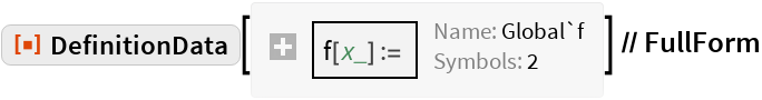 "ResourceFunction[ InterpretationBox[ TagBox[ StyleBox[ StyleBox[ FrameBox[ GridBox[{{ AdjustmentBox[ StyleBox[ StyleBox[ StyleBox[""\""[\[FilledSmallSquare]]\"""", FontColor -> RGBColor[                0.8745098039215686, 0.2784313725490196, 0.03137254901960784]], ""ResourceFunctionIcon""], FontFamily -> ""Source Sans Pro Black"", FontWeight -> ""Heavy"", PrivateFontOptions -> {""OperatorSubstitution"" -> False}, FontSize -> Rational[10, 13] Inherited, ShowStringCharacters -> False], BoxBaselineShift -> -0.25,             BoxMargins -> {{0, 0}, {-1, -1}}],  StyleBox[ StyleBox[""\""DefinitionData\"""", ""ResourceFunctionLabel""], FontSize -> Rational[12, 13] Inherited, ShowStringCharacters -> False]}}]], ""ResourceFunctionFrame""], FrameBoxOptions -> {       FrameMargins -> {{3, 3}, {0, 0}}, FrameStyle -> Directive[ GrayLevel[0.5, 0.35],  AbsoluteThickness[0.5]], RoundingRadius -> 4, Background -> GrayLevel[0.5, 0.15], BaseStyle -> {         ""StandardForm"", LineSpacing -> {0, 0}, LineBreakWithin -> False}}, GridBoxOptions -> {       FrameStyle -> GrayLevel[1, 0], GridBoxFrame -> {""Columns"" -> {{True}}, ""Rows"" -> {{True}}}, GridBoxAlignment -> {         ""Columns"" -> {{Left}}, ""Rows"" -> {{Automatic}}}, GridBoxItemSize -> {         ""Columns"" -> {{Automatic}}, ""Rows"" -> {{Automatic}}}, GridBoxSpacings -> {         ""Columns"" -> {{0.25}}, ""Rows"" -> {-0.1, {}, 0}}}], {     ""FunctionResourceBox"",  RGBColor[0.8745098039215686, 0.2784313725490196, 0.03137254901960784],       ""\""DefinitionData\""""}],  ResourceFunction[""DefinitionData""], BoxID -> ""DefinitionData"", Selectable -> False]][ Association[   ""Name"" -> ""Global`f"", ""Definitions"" -> ByteArray[{56, 67, 58, 120, 156, 115, 100, 210, 13, 230, 112, 207, 201, 79, 74, 204, 73, 72, 115, 100, 212, 45, 230, 114, 201, 47, 207, 11, 75, 204, 41, 77, 45, 78, 99, 44, 102,       241, 201, 44, 46, 73, 99, 42, 230, 14, 42, 205, 73, 117, 73, 205, 73, 172, 76, 77, 1, 10, 115, 123, 228, 231, 164, 4, 36, 150,       148, 164, 22, 229, 1, 185, 112, 3, 128, 42, 217, "