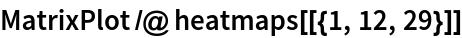 MatrixPlot /@ heatmaps[[{1, 12, 29}]]