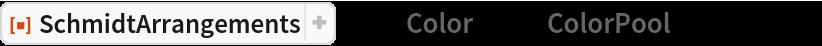 """ResourceFunction[""""SchmidtArrangements""""][-1, """"Color"""" -> {""""ColorPool"""", {2, 1, 0}}]"""