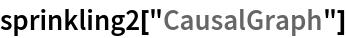 "sprinkling2[""CausalGraph""]"
