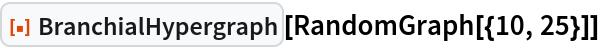 "ResourceFunction[""BranchialHypergraph""][RandomGraph[{10, 25}]]"