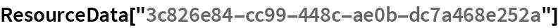 """ResourceData[""""3c826e84-cc99-448c-ae0b-dc7a468e252a""""]"""