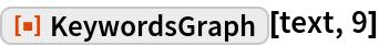 "ResourceFunction[""KeywordsGraph""][text, 9]"