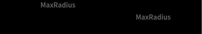 "step = nnG[""MaxRadius""]/100.; partition = Table[{k, k + step}, {k, 0, nnG[""MaxRadius""], step}]; values = nnG[Mean /@ partition];"