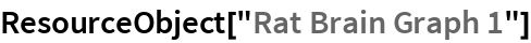 "ResourceObject[""Rat Brain Graph 1""]"