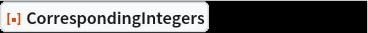 "ResourceFunction[""CorrespondingIntegers""][IdentityMatrix[7]]"