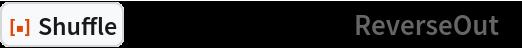 """ResourceFunction[""""Shuffle""""][Range[n], k - m, """"ReverseOut""""]"""
