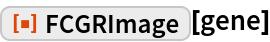 "ResourceFunction[""FCGRImage""][gene]"