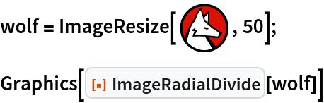 "wolf = ImageResize[\!\(\* GraphicsBox[ TagBox[RasterBox[CompressedData["" 1:eJztXQeUFFXWVnKaDpPzDAxRFBiQDAMIEgRJgyxIEBQZyRkcEQQlOT+ISgYR WSQHEYYkYde0gKgIrLC7YgBUQDAjZt//vjo2W139XoWuV13ds/Wd83mOQ3d1 vVe33rv3vhsq3j+q++BiN91007gy9D/dB05qNXbswPxcD/2fe0aOG5I38sFB HUaOfzDvwbGN7i9O/1jwJ0tQEgcOHDhw4MCBAwcOHDhw4MCBAwcOKD777DOy d+9esmDBAjJu3DiSm5tLGjduTKpVq0ZiY2NJ6dKlCdxJcpYqVYrExMSQKlWq kEaNGpGuXbuSUaNGkfnz55PCwkJy7tw5u4flwAR++OEHsm/fPvLYY4+Rtm3b Eq/XGyADouhyuUirVq1Ifn4+2bVrF/n222/tHr4DFZw9e5YUFBRIzwzrgFVy ocXixYuT5s2bk8cff5ycPHnS7mlxQHHhwgUyY8YMUrt2bdvkQovY16ZMmSLJ sYPQ4ffffyfbtm0j7du3J8WKFbNdDoywZcuWZO3ateTnn3+2exqLLL7//ntJ f6xYsaLtz9ssk5OTyaxZs8jXX39t97QWGUA+Zs+eLdkdZp9PubJlSfXUdNIy M4v0SMskQxNTyJSYOLLA4yGr3RVIoas02S3jX+nfFtJ/mxYTS4YlJJN76Hda 0e/WTMsg5cuVM30/brdb0rUdeQkev/76K1m8eLFkswb7HLKSU0iH9EwyPjaB 7HCVIR94byYfem8Sxr2uUiSfylknKj+Qv5tvvjloeYEO/tNPP9k97RGF/fv3 k1tuucXwfMMH0iSzEhkTl0j+7iouVCb08LC7BJlE5aY5vYdg1hvsqS+99JLd 0x/2+OKLL0jfvn0NzS3e4bp0zZgYG09OeIppPssJ9DmudEVZLjNnKB/zxpCG 9N5gKxsZU+fOncn58+ftfhxhiU2bNpHo6Gj9a3VUFOmWmkH2UD1C77O7LyFF +m5Xuk+Ecp35m6sE6ZWSTmI8+v19UXR8zz33nN2PJWwA/2X//v11z1+cN5oM pjrlSY8xXaNHYsqNa6TGJ4R8TwL/5S1GRtI9MSU+Xvd4u3TpQq5cuWL3Y7IV 8FdWrlxZ13xFuz3kASof/zQoH2Bf+j3l9da5ytkiK+B/qD49murWiTH6dPSU lBRy+PBhux+XLXjxxRdJOR26XsmSJUlXumYfcwenl46gz4N1XewDdsmJj5D5 XkmppGyZMrrmYeHChXY/tpDhjz/+II8++qiu96hWWgbZ6g7+vS+g+kCJEiWY 165MbWa75cTHvdRmb0DHqmdOhg4dSn777Te7H6OlgL+6d+/emnMBf9jwuARy 1oS/YxfVb6Hrqv0OfCp2y4icD3tjNe8Z7Nixo3QmXhSBceFMRmsOqqekkZfd ZU3NN2zSavQ6AWsI1YVq1qx54//7JaeZfraH3dq2uBEeoPKdrWNtQTzMN998 Y/djFQqMB2dgmu8J1RlgE5id6870Oqx38JdffpHOEH1/q5piTk6mRceQRukZ wtcV+I17UvtMy79bt25dyedUFIB1REtG4EedEB0rZI7nu90B1+/evbt0zgx8 9dVXQvYeyAh0H7OypsYZ3mhSoXx51bnLzs6O+HUF+ki7du1Ux+ml9u4S+mxF zOv71H5IS0j0uz5iG30y4kNmZqapvccnI/h+LH2WVskJuJ7a70mxcapz2LBh w4jVV2DXaOmsqQkJZIdJXUTO3GR/nQT+3evXrwfc26JFi258Jsug3SOXERA+ eSvlBPybqySplBToA5IT72Mk2kGTJ09WHVdGYhJ5RaC9Ab+Z0gY+deoU895w diL/nF7bWykjPuo5VzJLnDFWZ+jmcj700EMhfsrmAB+aloy8HqTfjMfaChth 4sSJ3PvDWldetu/r8bnxZATcaeCMyQzha9"