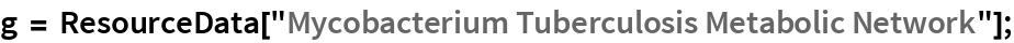 "g = ResourceData[""Mycobacterium Tuberculosis Metabolic Network""];"