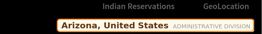 "GeoListPlot[ResourceData[""Indian Reservations""][All, ""GeoLocation""], GeoRange -> Entity[""AdministrativeDivision"", {""Arizona"", ""UnitedStates""}]]"
