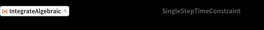 "ResourceFunction[  ""IntegrateAlgebraic""][(1 + x^4)^2/((-1 + x^4)^2 Sqrt[   x^2 + Sqrt[1 + x^4]]), x, ""SingleStepTimeConstraint"" -> 0.5]"