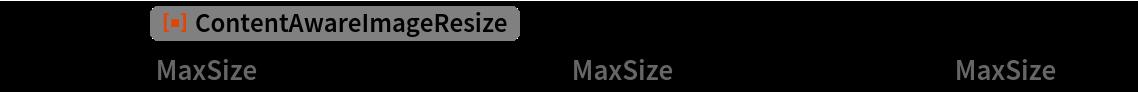 """Manipulate[  ResourceFunction[""""ContentAwareImageResize""""][cairo, j], {{j, cairo[""""MaxSize""""]/2}, Round[0.25 cairo[""""MaxSize""""]], Round[0.75 cairo[""""MaxSize""""]], 1}]"""