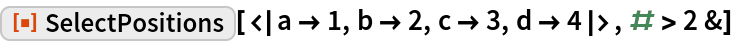 """ResourceFunction[  """"SelectPositions""""][<