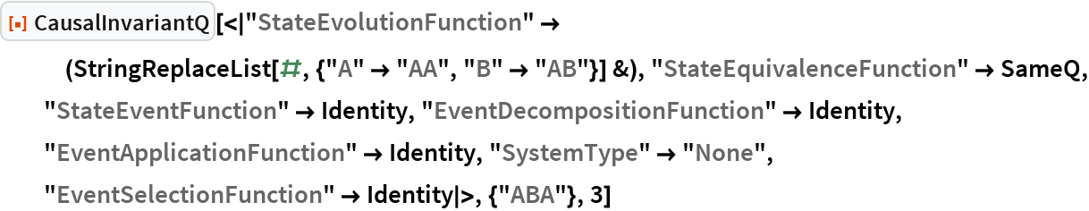 "ResourceFunction[  ""CausalInvariantQ""][<
