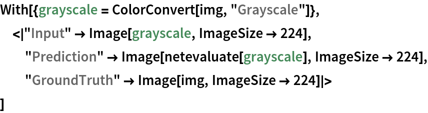 """With[{grayscale = ColorConvert[img, """"Grayscale""""]},  <