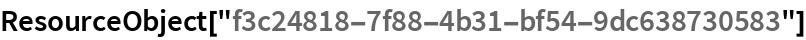 "ResourceObject[""f3c24818-7f88-4b31-bf54-9dc638730583""]"