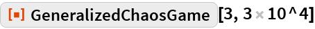 "ResourceFunction[""GeneralizedChaosGame""][3, 3 10^4]"