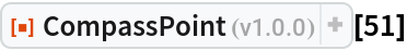"ResourceFunction[""CompassPoint""][51]"
