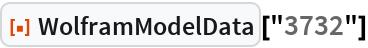 """ResourceFunction[""""WolframModelData""""][""""3732""""]"""