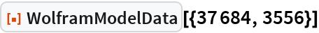 """ResourceFunction[""""WolframModelData""""][{37684, 3556}]"""