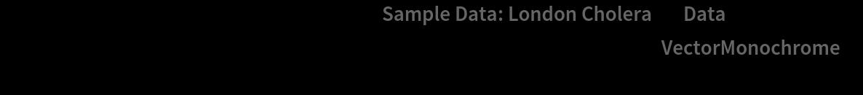 "Legended[PointValuePlot[ResourceData[\!\(\* TagBox[""\""\<Sample Data: London Cholera\>\"""", #& , BoxID -> ""ResourceTag-Sample Data: London Cholera-Input"", AutoDelete->True]\), ""Data""], {1 -> Automatic, 2 -> None, 3 -> None, 4 -> None}, GeoBackground -> ""VectorMonochrome""], legend]"