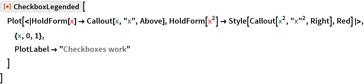 """ResourceFunction[""""CheckboxLegended""""][  Plot[<