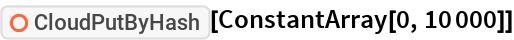 "ResourceFunction[""CloudPutByHash""][ConstantArray[0, 10000]]"