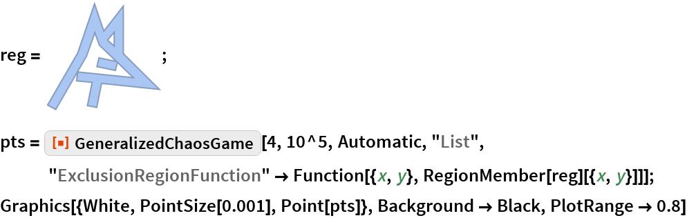 "reg = \!\(\* GraphicsBox[ TagBox[ DynamicModuleBox[{Typeset`mesh = HoldComplete[ BoundaryMeshRegion[CompressedData["" 1:eJxFVgk4lGsbVrb2lZAQSQspnaIoj9KiqKyRUqmoo46liAhRSVki+76MPTGD wVjmMWMmxjpKJR1rhUq7UqeT/nf8/fPPdc0111zv9z3f89z3/dz3p3zCxdxh qoiISCr5Cn7dv899JXPmAfqFMs7uGWpH+5d8Ffn5HVhdGSZheo+PLf5GuIbX gVasvCxtViteM9uTMrK2DadtTbKy3s9HNYmAGMPVHajxNa5nWXIzOom4BES/ acGSlPe5jk5t6E/qHgrh41T1G4vme/LQtDjawSC3GS1JPcVNLZiauYyxxb0d te/qW/uc7kDa8hdXe7va8emxiwcmzBpQ52jVntETTTj+wj7jsXgTLoL7f2+0 a8UgniWrS7IeT663WjcjqQ2p0Q7BbzS4qDC7f028Ig/jp8mnhj9sQJ6xzk17 pRa0mzD8hztYh6I14gt2dDegnkZn4q4MLr5yUv/6PuY+9h4Ii5twrkdNB7nB SgoPpfk7ugy0GOhjk7cxbKAJTzuSj08ttsmZdSeZcTHgwq7o8i0s5Le0tJiI leDdhfwd8emN6Oj/dOulqFL0YqYtdvFsQZH1Q0XLLVJQoe7wUpZfK2YOKeSO jMXism0fT84K5uHmxeTAg4o9Z0RcWDwOmndEHpmYU4QyTvs+v3Pl4w+toaJs FTpSynS+qazgY7G+9WFaVwaGKp18V1XFx31JVml3YyNwFTso1zqSi0btjo+G m+/hPOa6hNef6tBq1lR1SdVENDVYaG/4rRxb0xav7XG9hmsNl7zJTGShbEWH iGIJC0Me9PaHdCOGnRv+kb+DOdl/sWYd3hp79mTbURZGaXmuUf7FQHrjRebu 2RzcrflLuUeKiQNut8JfODQie/OyvfLDZehD7vP3rcXnayLSvZLL8DrBaWh/ GXqciXz7bxgdRwneMssZk3jJutah0Z8uH66Ll03OH0CrQ+nkPzI3uBQjU3yB FEqU41KzbvlkgxyUpNzRDfAvRxG5C0/WD1WiRvO8Bl1pOiZ5Jmd+bmRjiIeb /D4qA6P9fujOW9mALpQpNV+SqRigxg5Ku8bCtprnUrXGdNwZcm5Y7zV3Evf0 7Dw8/WjYydigDqXEDs5ZM0ydxNthBgsTI+Z6ly8rw29xPVGnCzkY/fYyWM1P xySiq3fjtVgaGzFXVzwfC7L2G0QR3TBEh0NXjoVN6mSXSzXqL/eYunhLupAH xrqE1bLWUWBHw1HmOja6VZMC7vawgUPTTCXzLJ/kLQwPbS5r1E4rRfOUK2rs p+lg/Tw76YUK4g3qwKuYnnwoNT2b6NlP/c0PFcL3vhYbO1aDh07p9bVL0kGO 6NbVsHCSH98PFcClaTqLpjDQ+cN1XufSWmicKPH5xM3BxalHVxmXIEzIXniy oLsct+uPPB1NZoOIys+vX+zKkdEtf9n+hAOYbxIIdAdmXWpYpasYhApKY+cO UuLQaBUh4JMXXr3MLz00PQWDCe6uJinoL1jklnSciPD7UeVZAYNMX4VNksdA MG5VZx3kEPmp8igYGue8QDSmGmgEv4VpSehKZHTethR6spM4S3VjYDHR5dEm Onw5d9C3SCcDj8kN2shoFmCWGPe2lt41DJL4sKixqBB1rlQYqMiUocm12Qdc 8u+DM5GvliUNrZvWcz7Sm4Cs+VAKLxmDw198UprfAnsJroEq9/DUPJvN7uw2 qDw7/Xt6cu7//AcC65oyxG9l4Za+A2FPdvOBRdo/nRWL0V8ljnV18MBEOnSv k2cGEnaCTpu2wYOMneWfS69h3n1jnT0WXLBakX5znX8EEnibI+40wKm/d4l6 ZcdgiyQxTO8imEL8i65xHQa9pYoaXlXgvJ9fPY7nBMBoTMmsVd0"