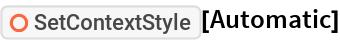 "ResourceFunction[""SetContextStyle""][Automatic]"